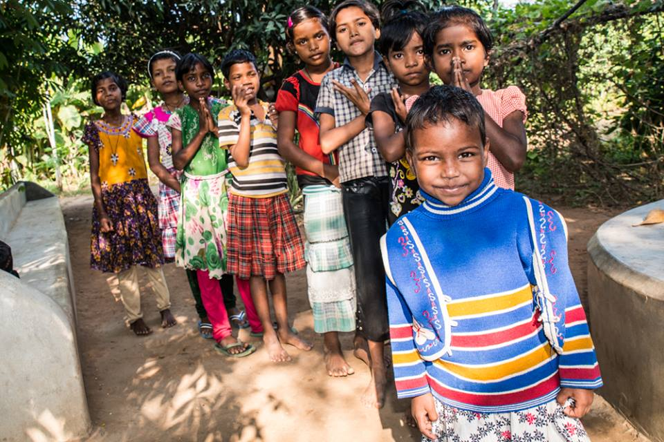 bambini del sostegno a distanza