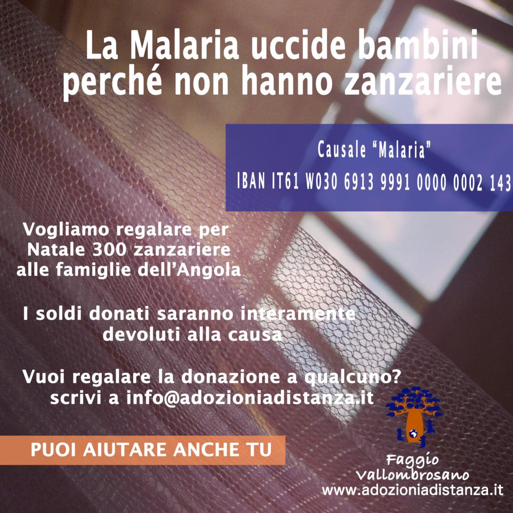 Combatti la malaria